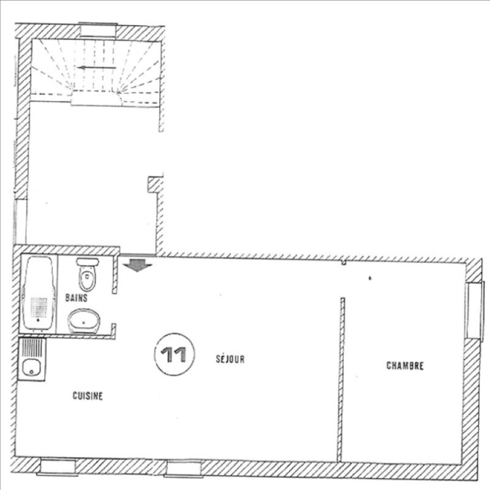 Image_4, Appartement, Limours, ref :00648